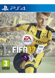 FIFA 17 on PS4 £34.85 @ Simply Games free P&P