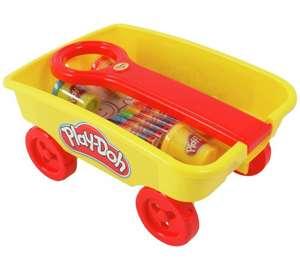 Play-Doh Pull Along Wagon - usual price £9.99 down to £7.99 or 2 for £15 Argos.