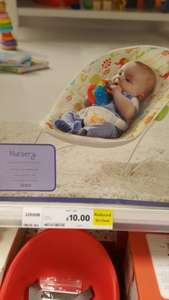 Baby Bouncer £10 @ slough  Tesco instore