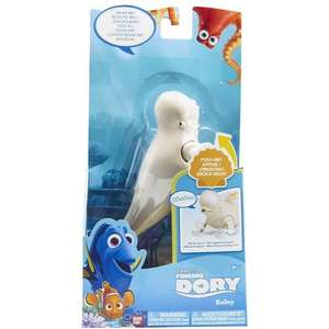 Finding Dory Bailey Feature Figure £1.63 @ Amazon (Add on Items) + More Being added! Like Playmobil figures!