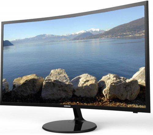 "SAMSUNG V24F39S Smart 24"" Curved LED TV £169 @ Currys"