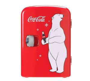 Coke mini fridge with polar bear design was £49.99 now £29.99 save 40% @ Argos