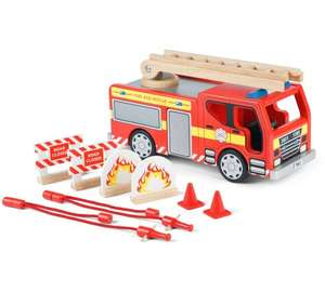 Tidlo wooden fire engine £18.99 @ Argos