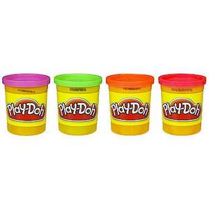 Play-doh 4 pack £2 online & In-store (The Entertainer)