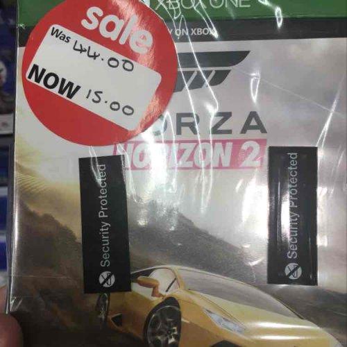 forza horizon 2 xbox one £15 at Asda instore