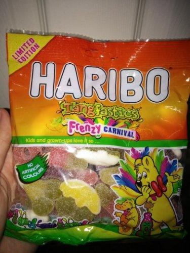 Haribo Tangfastics/Starmix Frenzy Carnival Edition 215g 49p @ Home Bargains