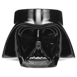 Darth Vader 3D mug £2.80 @ Tesco Direct (Free C&C)
