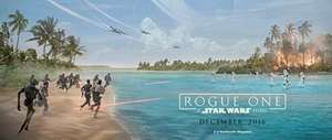 Rogue One: A Star Wars Story Cinema Tickets only £5 each with free parking (Can combine with Meerkat Movies too) @  Light Cinemas [Bolton] (All other films also only £5)