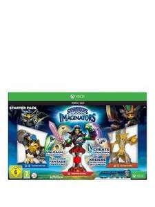 Skylanders Imaginators Xbox 360 Argos or with code 28.80 Very