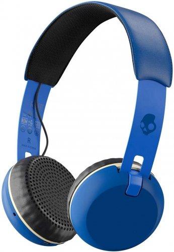 Skullcandy Grind Wireless/Bluetooth Headphones (Royal/Cream/Blue) £45.99 @ Amazon
