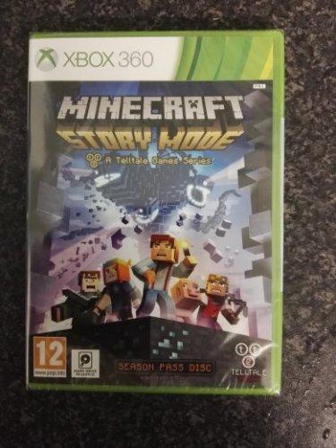 Minecraft Story Mode Xbox 360 £5 Asda Instore
