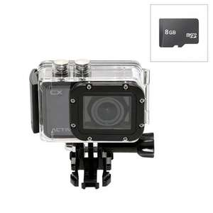 Activeon HD Pocket Camera and 8GB Micro SD Card £49.98 @ ideal world