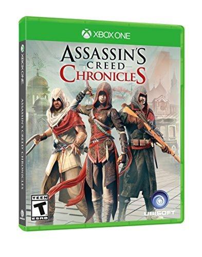assassin's creed chronicles trilogy xbox one £5 asda instore ashton
