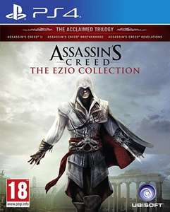 Assassins Creed The Ezio Collection PS4 & Xbox One £24.99  @ Amazon