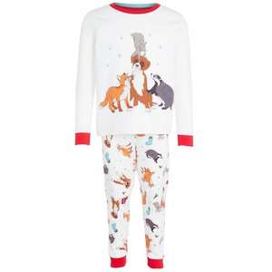 half price Buster and friends PJs £9 at John Lewis, different design lots of sizes currently