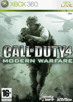 Call of Duty 4: Modern Warfare (Xbox 360) pre-owned £2.80 GAME