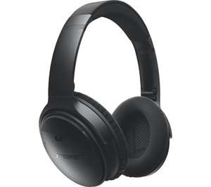 BOSE QuietComfort 35 Wireless Bluetooth Noise-Cancelling Headphones £260.96 @ Currys with code . Deal of the day