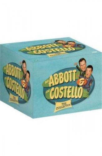 Abbott & Costello - The Collection (13-Disc Box Set) [DVD] £12.59  using code 10664-06F1-4EF0 @ Zavvi