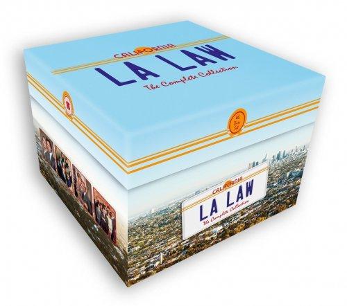 LA (L.A.) Law Complete Seasons 1-8 DVD Boxset £29.69 using code 10664-06F1-4EF0 @ Zavvi