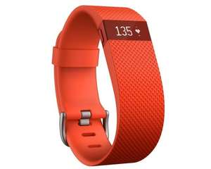 Fitbit Charge HR Heart Rate and Activity Wristband in Tangerine Large only £79.99 @ amazon