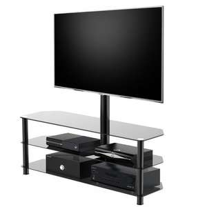 TV Stand with Swivel Bracket Mount for 32 inch to 70 inch £63.99 @ bracketsales123 fulfilled by Amazon