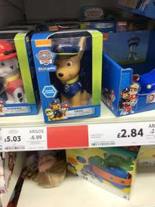 Paw Patrol Illumi-Mate Chase Colour Changing Light £5.03 @ Tesco instore (elemers end) national £5.03 normally £6.99