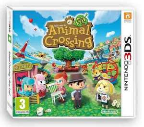 Animal Crossing 3ds £25.50 Tesco
