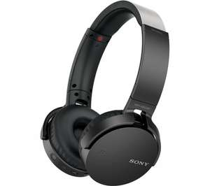 SONY mdr-xb650bt Extra bass Bluetooth Headphones £62.99 at Currys online/in store after code (was £79.99)