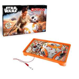 Star Wars Operation Board Game £18.99 toysrus (5% topcashback available)