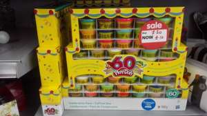 Great deal in asda Play Doh pack of 60  - £10 Asda instore