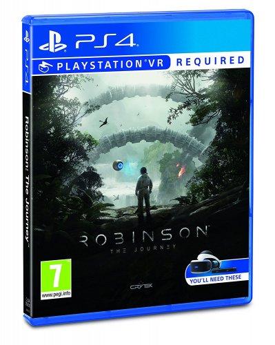 Robinson The Journey PSVR £24.99 Not in Stock til 23/12 Amazon