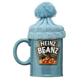Heinz Beanz gift mug @Tesco £3.50 half price (Free C&C)