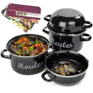 French Moules Pot Gift Set was £15 now £5.25 @ Tesco