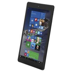 "Viglen Connect 8"" Quad Core 1.33GHz Tablet PC 1GB 32GB Windows 10 Includes Microsoft Office Apps £69.95 (£6.99 delivery) at Morgan Computers -"