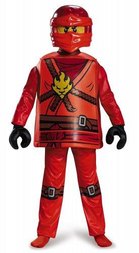 LEGO Ninjago Kai Deluxe Costume (Small) (RED) £22.66 @ Amazon