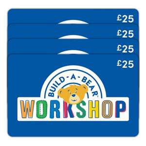 Build-a-Bear £100 gift e-card for £69.99 - Costco Online