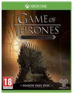 Game of Thrones Telltale Games (New) £9.99 @ GAME