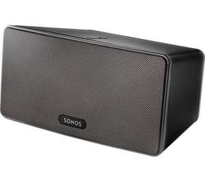 Sonos Play 3 for £197.10 at Richer Sounds