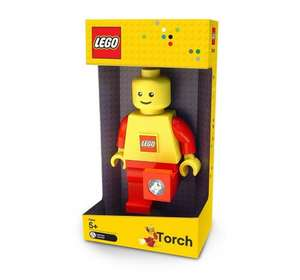 LEGO Classic Giant Minifigure Torch - £9.99 each OR two for £15. - Argos