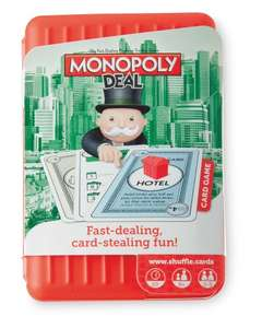 Monopoly deal card game only £3.99 at Aldi instore