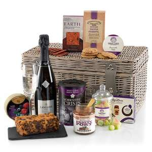 Christmas Hampers - Guaranteed Christmas delivery £40.76 @ iHampers