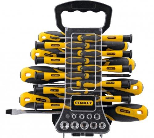 Unisex Stanley 49 Piece Screwdriver Set was £19.99 NOW £14.99 Argos Free C&C