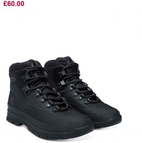 Men's Timberland euro hiker mid jacquard boots £60 half price @ Timberland