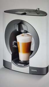 Nescafe Dolce Gusto Oblo white by KRUPS HALF PRICE
