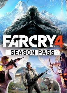 Far Cry 4 Season Pass £5.26 (£3.54 with XMAS16 voucher code) from instant-gaming.com