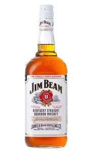 Jim Beam Bourbon 1 Litre £15 Asda Instore Only