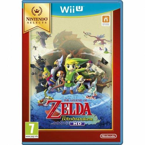 Legend of Zelda Wind Waker (Selects) WiiU £10 Asda Instore