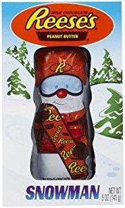 Reeses Peanut Butter Snowman 141G £2 Tesco INSTORE @ Tesco