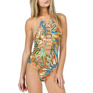 DON'T FORGET THE IN-LAWS THIS CHRISTMAS: Volcom Faded Flower Swimsuit Army - £28.65 Delivered @ Rollersnakes