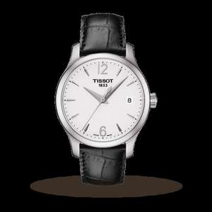 SWISS WATCH: Tissot Tradition Ladies Watch (POSSIBLE £119) - £140 @ Goldsmiths